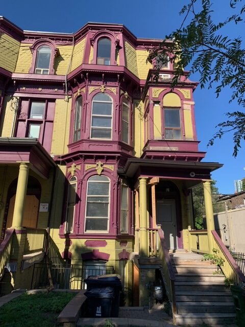 (Re)building Community: Revitalizing Cabbagetown Rooming Houses